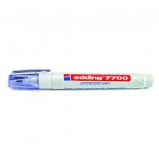 Korekcijas pildspalva Edding 7700 1-2mm, 8ml