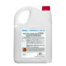 EWOL FORMULA EX-44 Universālais mazgāšanas un dezinfekcijas līdzeklis, 5 l.