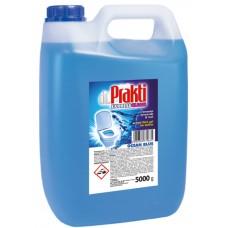 Dr.PRAKTI OCEAN BLUE Tīrīšanas līdzeklis podiem, 5 l.