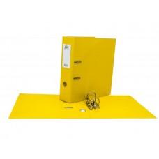 Mape-reģistrs College A4, 7cm, PP+PP, dzeltena