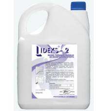 LIDEKS-2 Tīrīšanas līdzeklis ar dezinficējošu efektu, 5 l.