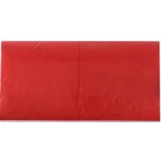 LENEK Galda salvetes, 2 slāņi, 33x33 cm., sarkanas, 8 pac. x 250 loksnes