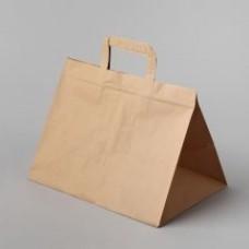 Papīra maiss, brūns, 320x220x250 mm, 250 gab.