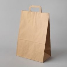 Papīra maiss, brūns, 300x170x440 mm, 250 gab.