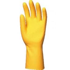 Master saimniecības cimdi, dzelteni, M izmērs