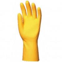 Master saimniecības cimdi, dzelteni, XL izmērs