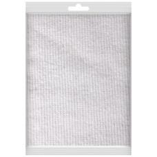 MASTER Grīdas lupata, balta, 60x80 cm., 1 gab.