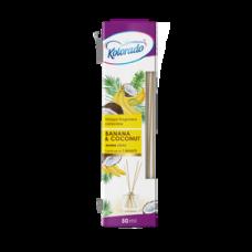 Kolorado banana&coconut aromāta kociņi, 50ml
