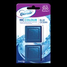 Kolorado tualetes bloks BLUE OCEN