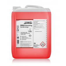 SR63 ECO  tīrīšanas līdzeklis sanitārajām telpām, 10 l.