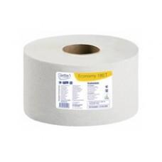 Grite Economy 180T tualetes papīrs, 1 slāņi, 180 m., 12 gab.