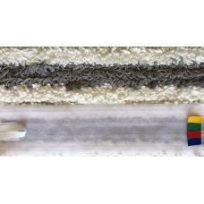 IPC EUROMOP VELCRO GREY Mikrofibras mops ar līpvirsmu, 11x40 cm., 1 gab.