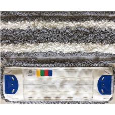 Euromop mops ar kabatām un atlokiem, 40 cm.
