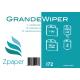 Zpaper GRANDE WIPER Industriālais papīrs, 1 slānis, 920 m, 2 gab.