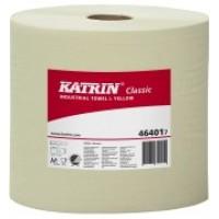Katrin Classic L industriālais papīrs, dzeltens, 1 slānis, 470 m., 2 gab