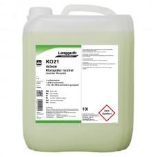 KO21 Trauku skalošanas līdzeklis automātiskajām sistēmām, 10 l.