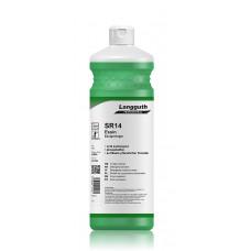 SR14 Tīrīšanas un skalošanas līdzeklis (skābs), 1 l.